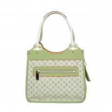 Louis Vuitton Mini Monogram Sac Kathleen Green 01