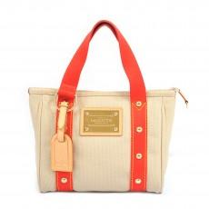 Louis Vuitton Limited Edition Antigua Cabas PM Bag 01