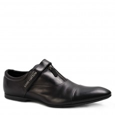Louis Vuitton Richelieu Fairway Zip Up Shoes 01