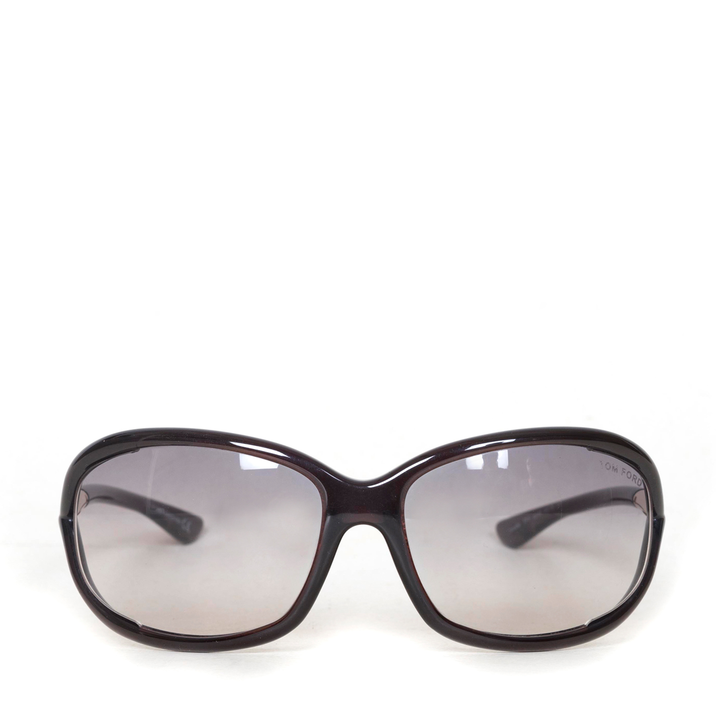 Tom Ford Jennifer T58 Oval Frame Sunglasses 01