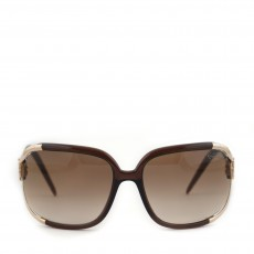 Roberto Cavalli Brown Talisia Sunglasses 370S 01