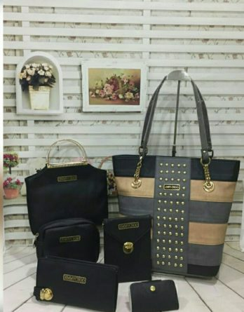 Ladies Bag Combo Multiple Colours