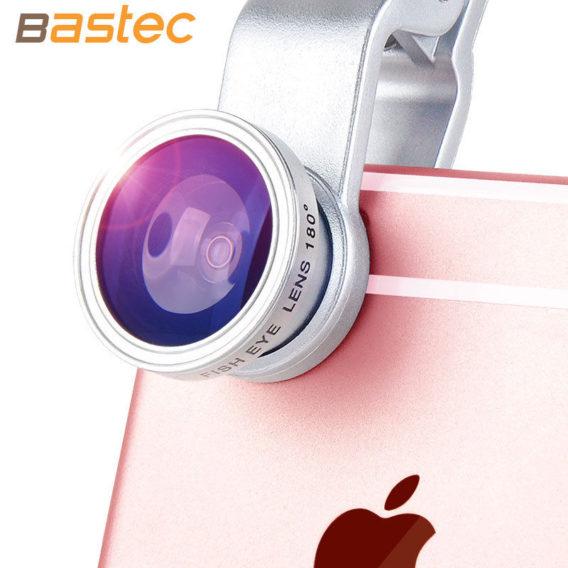 Universal Mobile Camera Lens Clip
