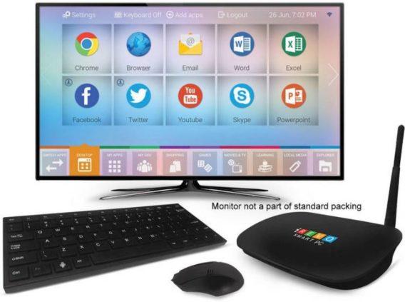 Smart Mini PC (Desktop/Compute Stick)