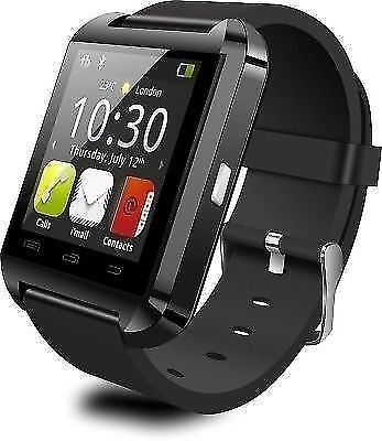 Bluetooth Smart Notification Wrist Watch Smart Phone with Touch Screen