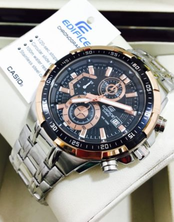 Mens Watches EDIFICE Casio Type Many Designs 11 Types