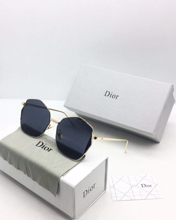 Men's Christian Dior Type Mirror Sunglasses