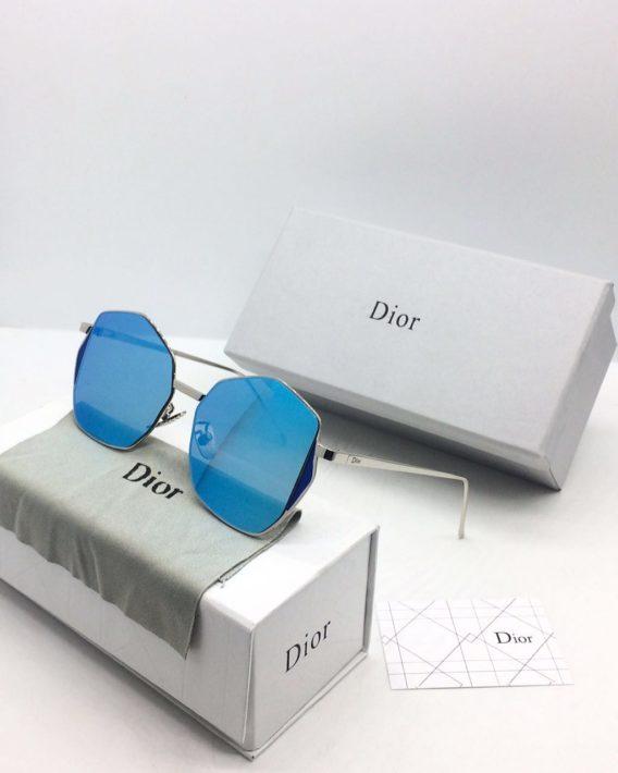 Men's Christian Dior Type Mirror Sunglasses