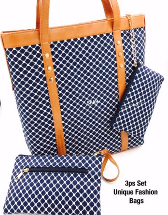 3ps set Hand bags