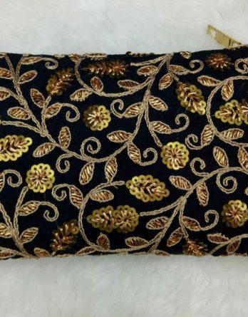 Ladies Clutch Embroidery Ladies Purse