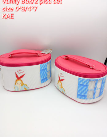 Vanity box 2pcs set