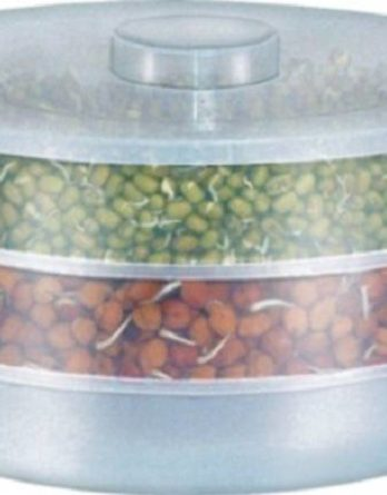 Sprout Maker 1 L Plastic Food Storage- Linkyweb.com