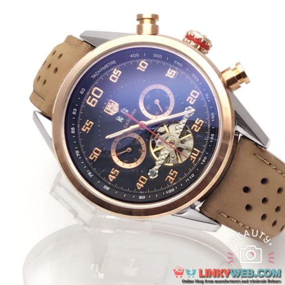 Tag Huer Gents WatchξBest QualityξChronograph Working