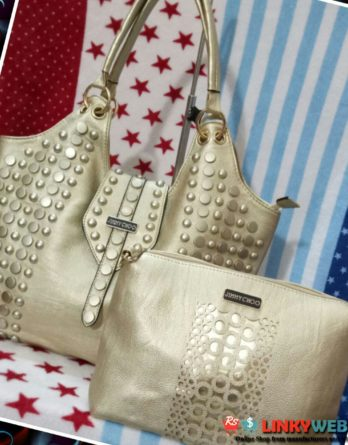 Jimmy Choo combo of two bags set Latest Design