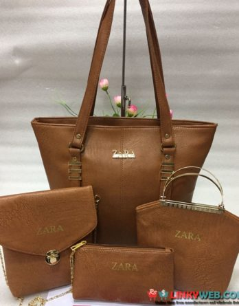 Monsoon sale Zara 4pc combo Awesome quality purse
