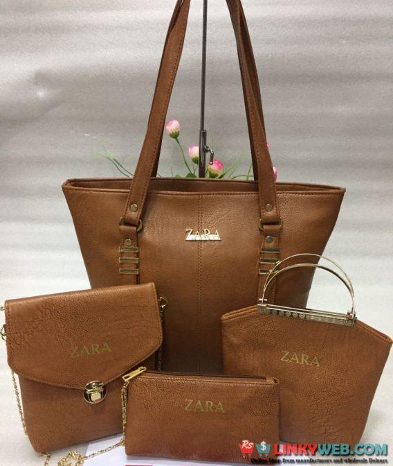 Monsoon sale Zara 4pc combo Awesome quality purse