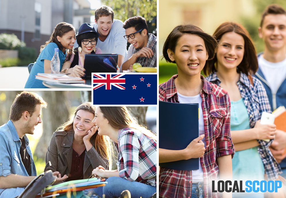New Zealand Has The Zeal That A Student May Be Looking For!