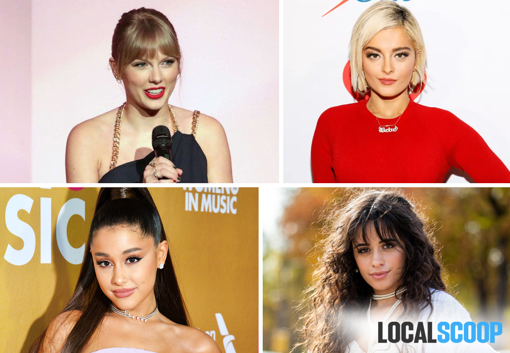The Stunning Beauties of the Pop World! 5 Top Female Artists in 2019
