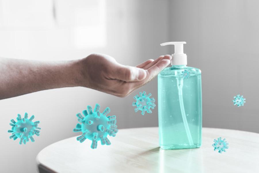Make-Hand-Sanitizer