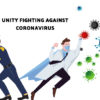 Unity Fighting against Coronavirus