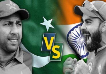 WORLD CUP : महामुकाबला! भारत आणि पाकिस्तान आज मॅँचेस्टरमध्ये आमने-सामने