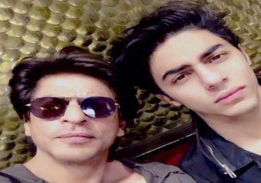 'या' चित्रपटातून शाहरुखचा मुलगा आर्यन खानचं पदार्पण?
