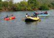 मुंबईतील तिघांचा नदीमध्ये बुडून मृत्यू