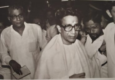 PHOTO : इंदिरा गांधी ते पवार, शिवसेनेच्या व्यासपीठावर आतापर्यंत कुणी कुणी हजेरी लावली?