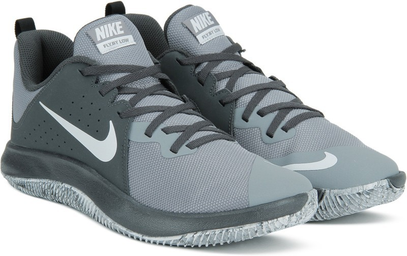 LOW Basketball Shoes For Men(Grey