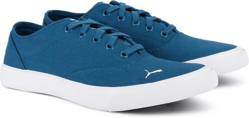 Puma Icon IDP Canvas Shoe For Men(Blue