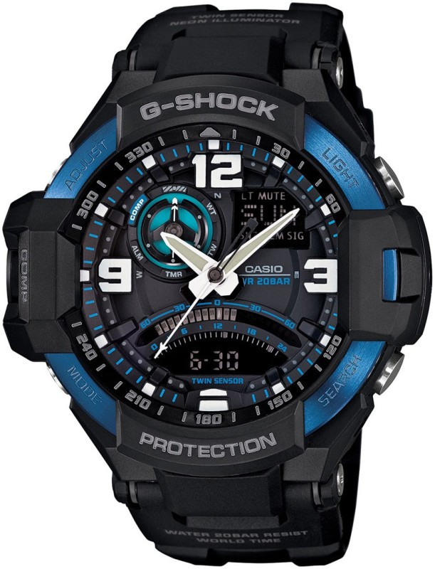 Casio G541 G-Shock Analog-Digital Watch