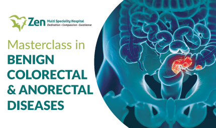 Masterclass in Benign Anorectal and Colorectal Diseases