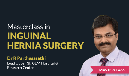 Masterclass In Inguinal Hernia Surgery