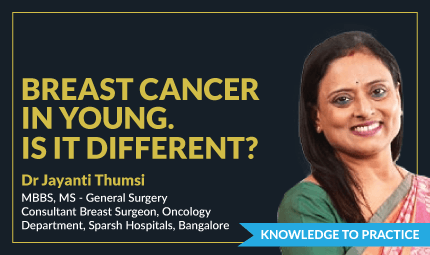 Breast Cancer in Younger Adults: Knowledge to Practice