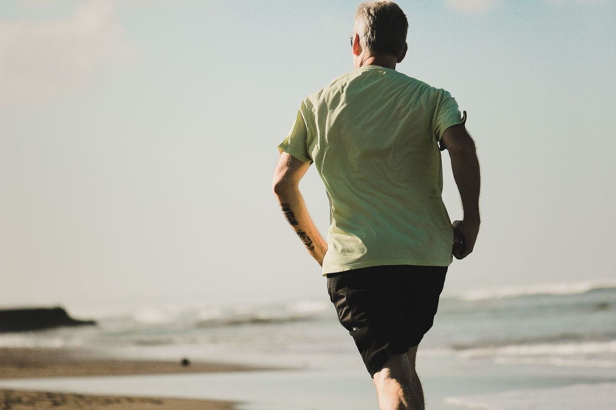 physical activity man