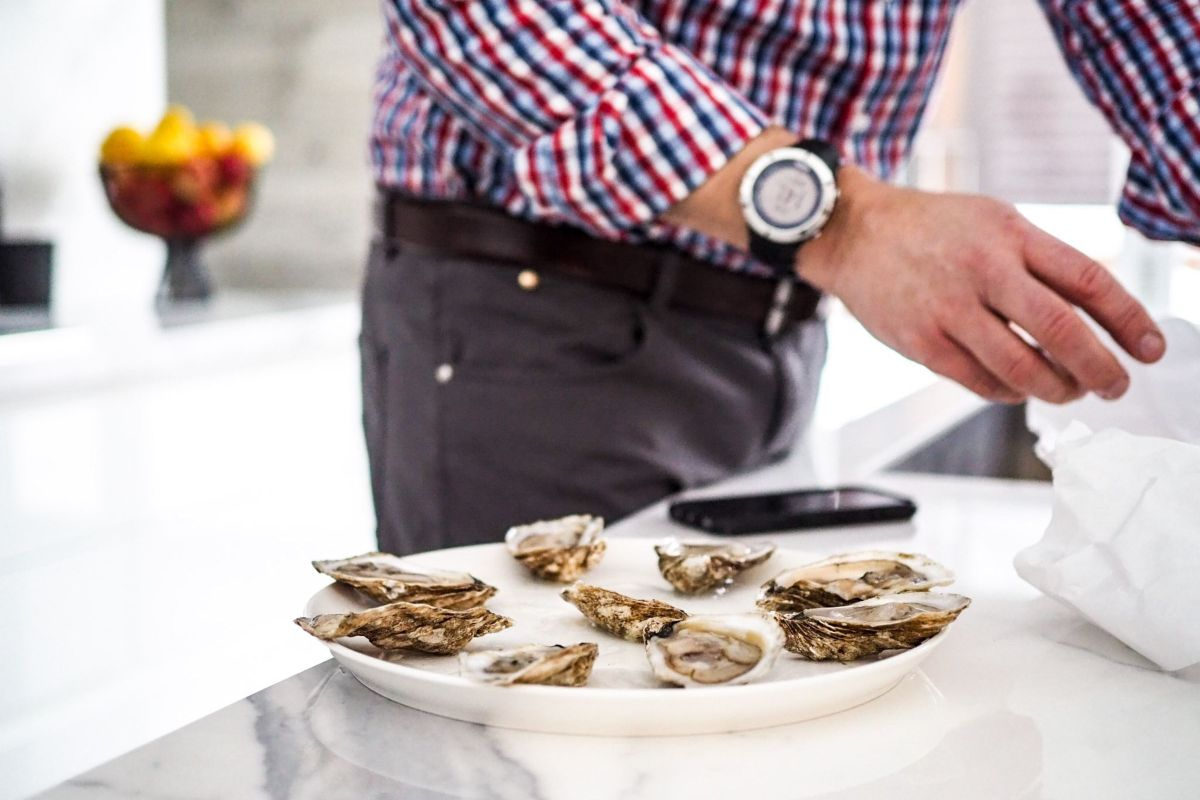 Oysters, men and sex: what's the relation?