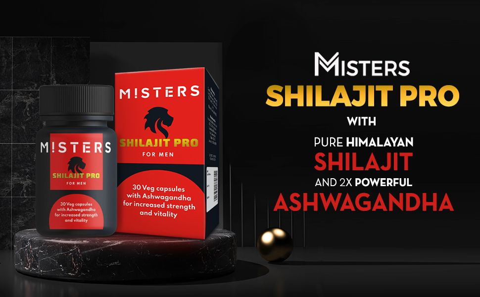 The BEST Shilajit Product Ever from Misters Range?