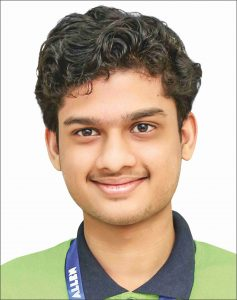Kartikey Gupta | AIR-1
