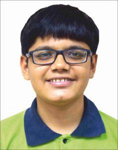 Nishant Abhangi | AIR-6