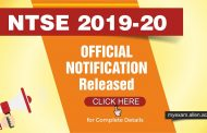 NTSE 2020 Stage-1 & Stage-2 Official Schedule | Check Exam Dates, Eligibility, Exam Pattern, Application Form and Fee Details