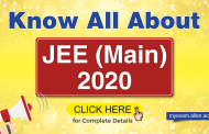 JEE Main 2020: Eligibility, Schedule, Syllabus, Paper Pattern, Mock Tests & Imp. Dates