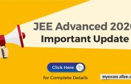 JEE Advanced 2020 Official Exam Schedule, Eligibility, Pattern, Seat Matrix, Syllabus released