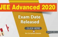 JEE Advanced 2020 Date Released; Check Exam Eligibility, Pattern, Schedule & Mock tests