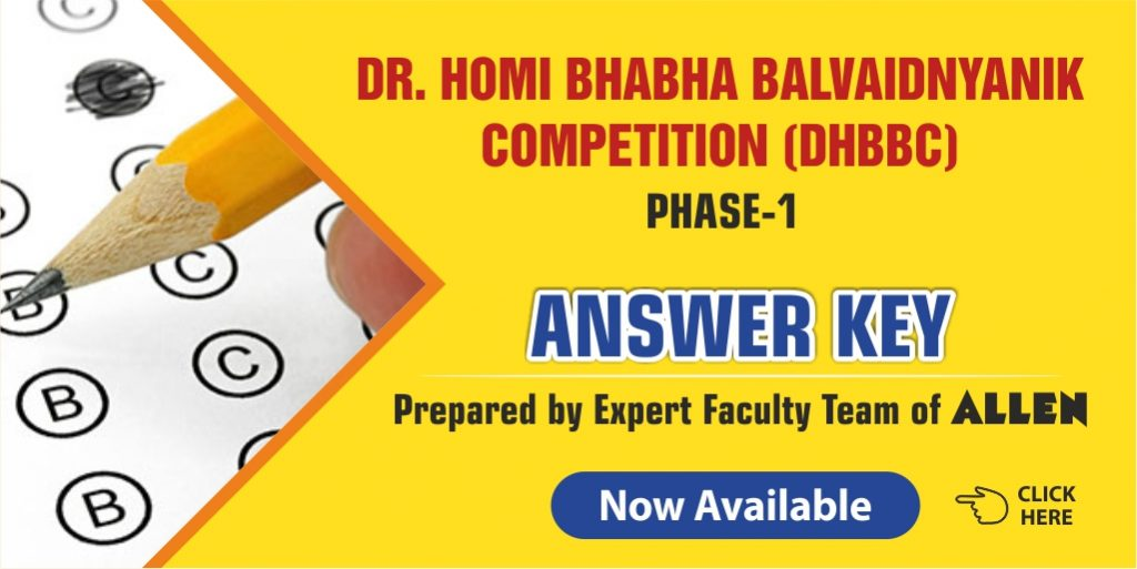 DHBBC 2019 Answer Key