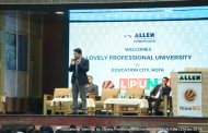 Seminar conducted by Lovely Professional University at ALLEN Career Institute, Kota