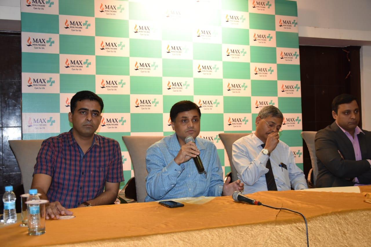 Max Super Speciality Hospital, Dehradun Addresses Media on 'World Brain Tumor Day' to Create Awareness on Brain Tumors