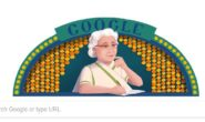 Google Doodle Celebrates 107th Birthday Of Urdu Writer Ismat Chughtai