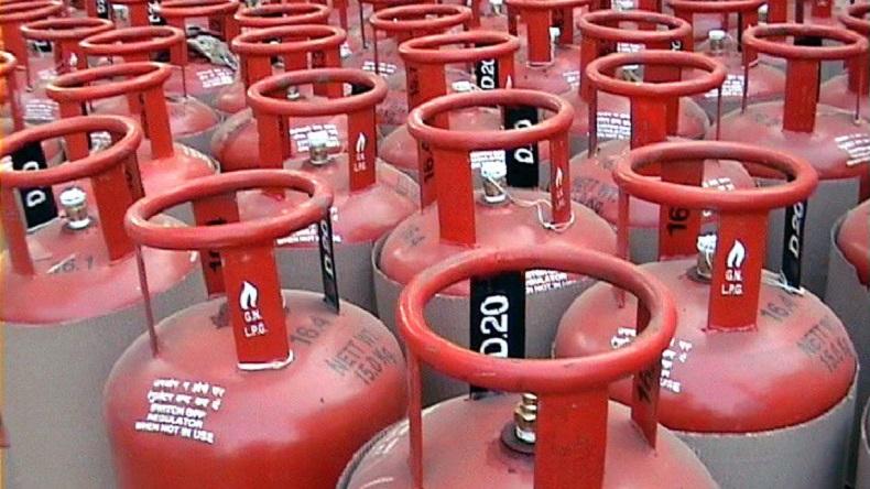 LPG-cylinder