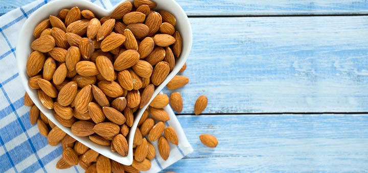 almonds-heart-health