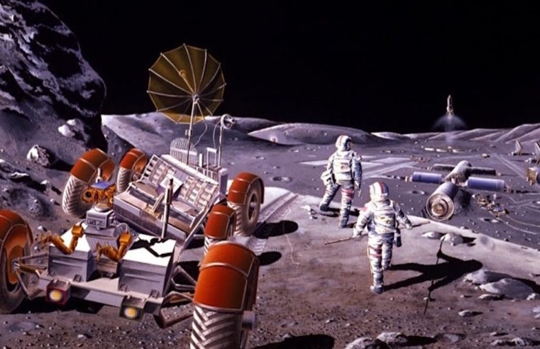 Russia Announces Plans to Establish Moon Colony by 2040